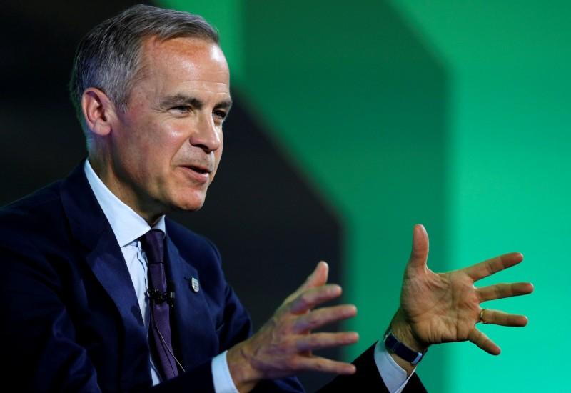 英仍可能硬脫歐 英央行行長:恐衝擊利率