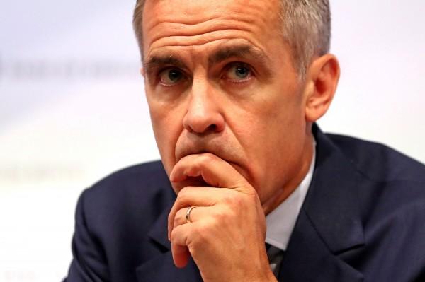 「無協議脫歐機會高」 英央行總裁示警:物價恐上漲