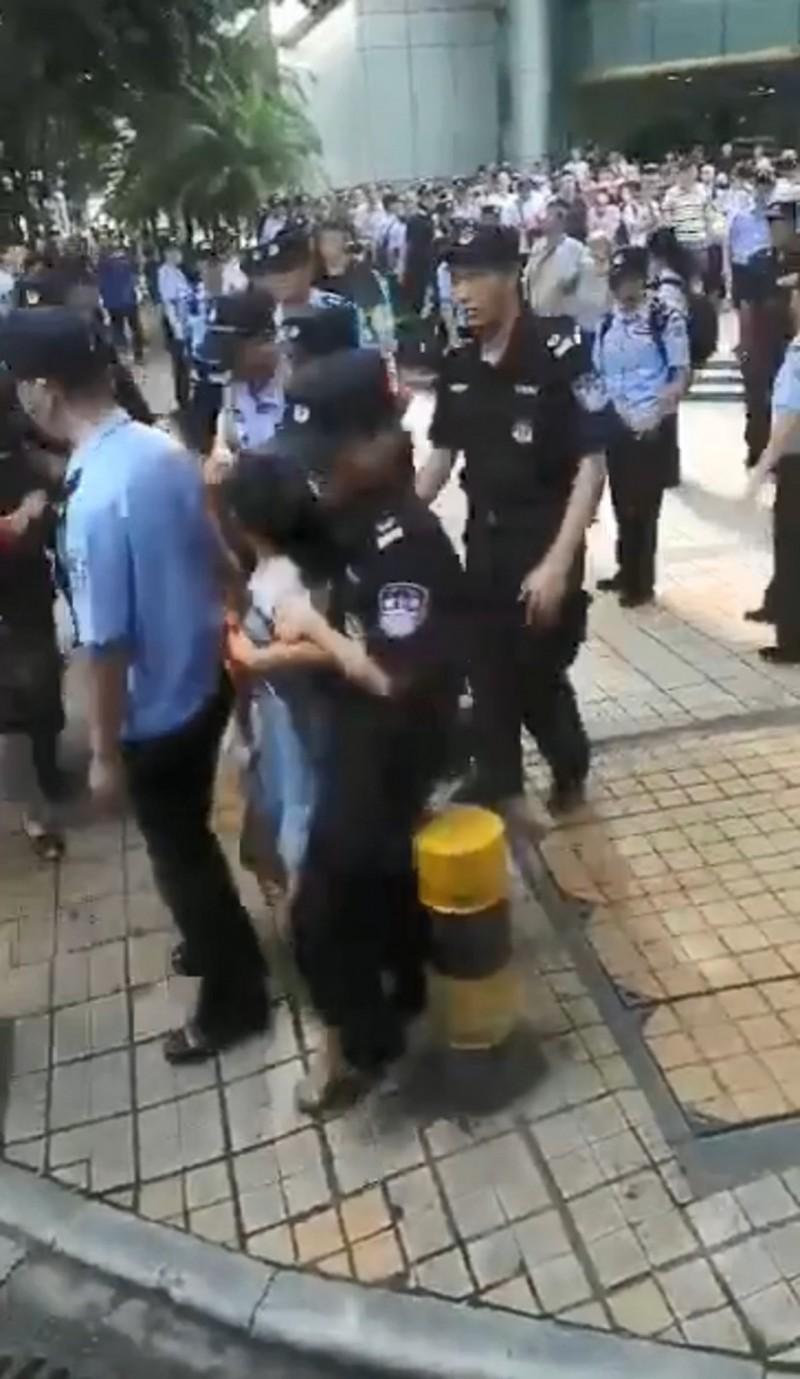 傳中國P2P網貸難民聚眾北京請願 遭當局截訪
