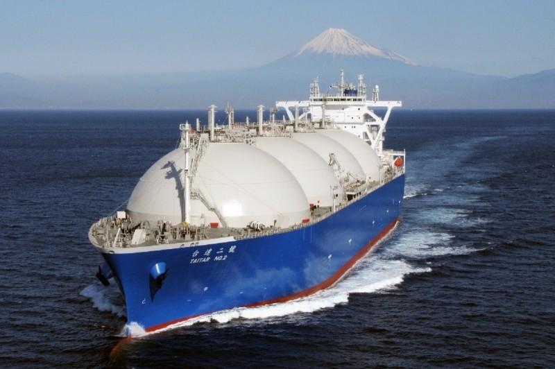 有助台美貿易 中油向美採購250億美元天然氣