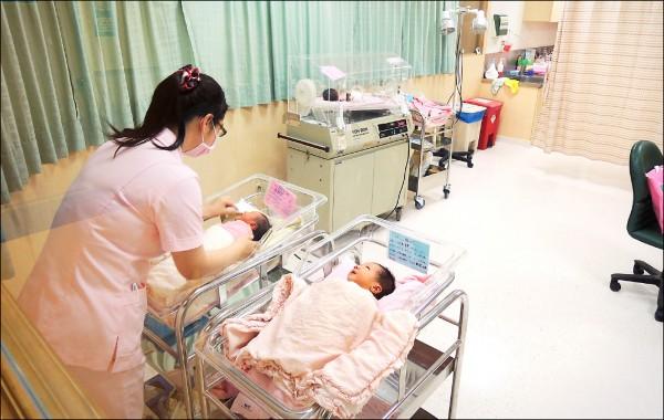 生育率降 人口高峰提前到