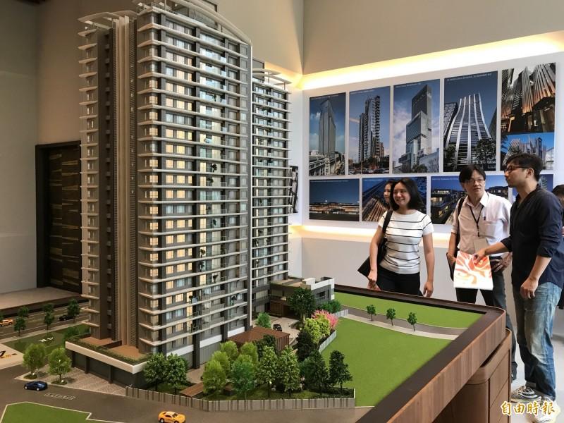 建商對房市信心足 北台新推案總額已近去年整年9成