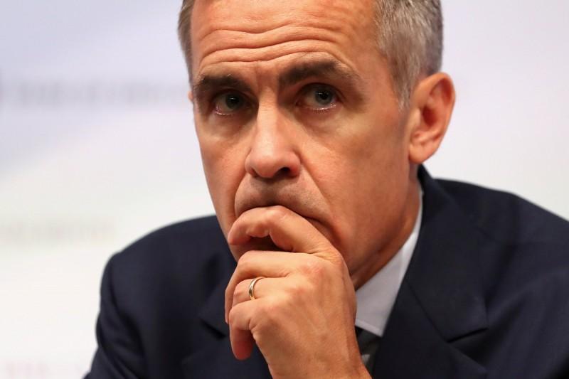 傳英擬延任央行長 英政府:卡尼明年將依計劃卸任