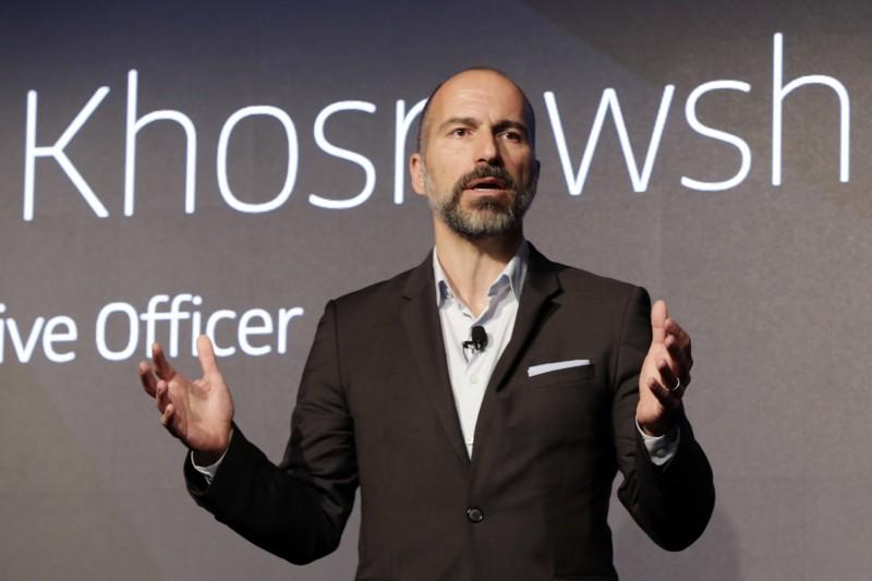 Uber維持明年IPO腳步 攜手豐田發展自駕車