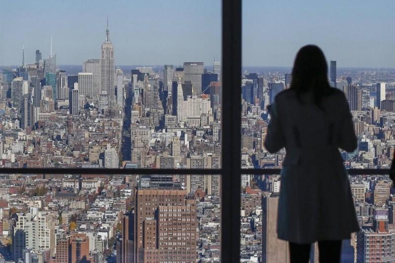 全球金融中心排名 紐約登龍頭 台北跌至32名再創新低