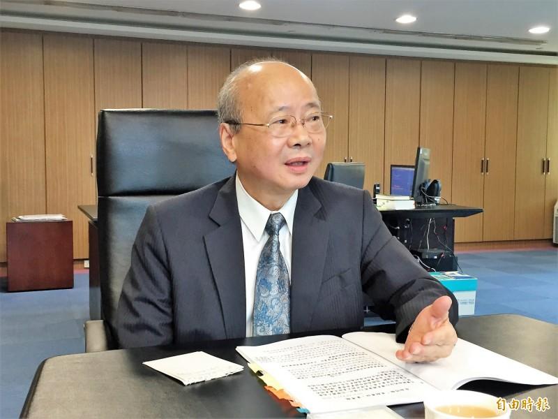 精測內線疑案 中華投資李瑞倉:歡迎檢調單位詳予調查