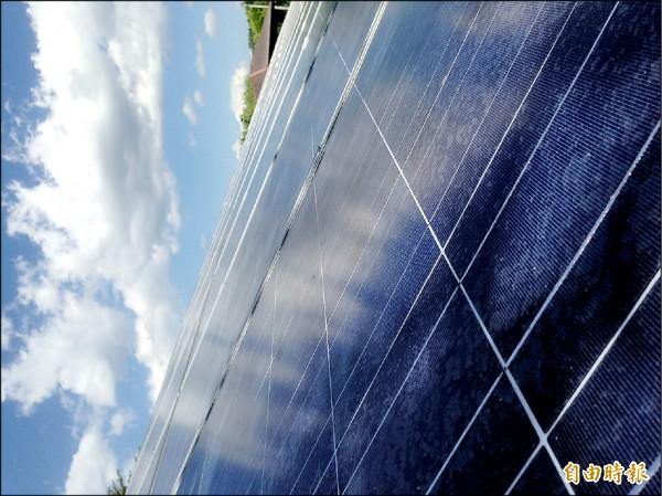 沙國太陽能計畫喊卡 台太陽能股全面驚跌