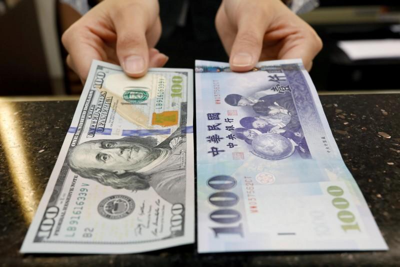 股匯雙漲!新台幣強升近2角 收30.91元