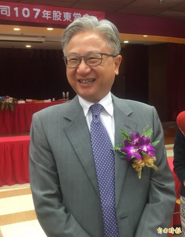 新纖董事長吳東昇:核電成本被低估 不支持核電