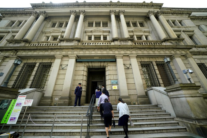 日本央行警告:日本銀行業風險承擔 30年最高