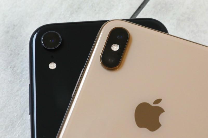 iPhone XS新機拆解 台廠扛關鍵角色