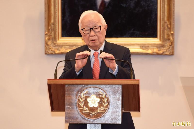 張忠謀APEC擬與安倍會面 表達台灣加入TPP意願