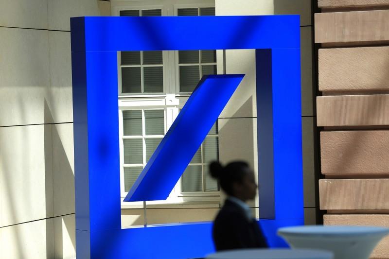 涉協助洗錢上百億  德意志銀行總部遭搜索