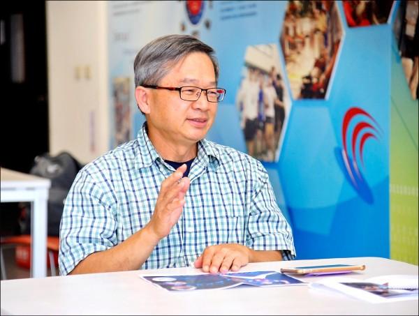 《星期專訪》吳誠文:半導體 核武級產業、技術要嚴管