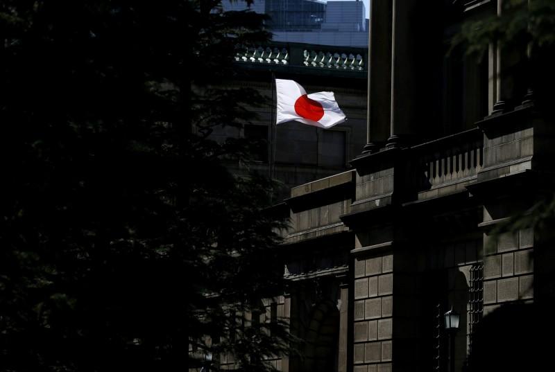 日本產出缺口轉負 日央行寬鬆政策料繼續維持
