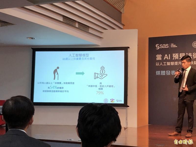 學界與業界加持  法扶基金會用AI幫助法律弱勢族