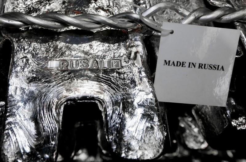 金屬大王減少持股 美國1個月內解除俄鋁制裁