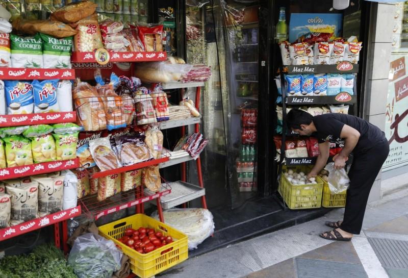 金融系統被美國癱瘓 國際食材商停止與伊朗交易