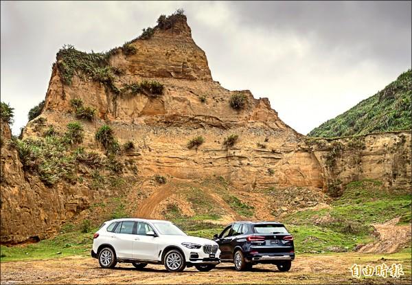 新X5上市 BMW嗆重返豪華車二哥