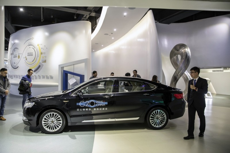 大摩下調目標價 中國吉利汽車市值1天蒸發370億!