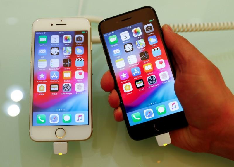 蘋果又挨刀!高通告贏侵權 德國將禁售iPhone 7、 8