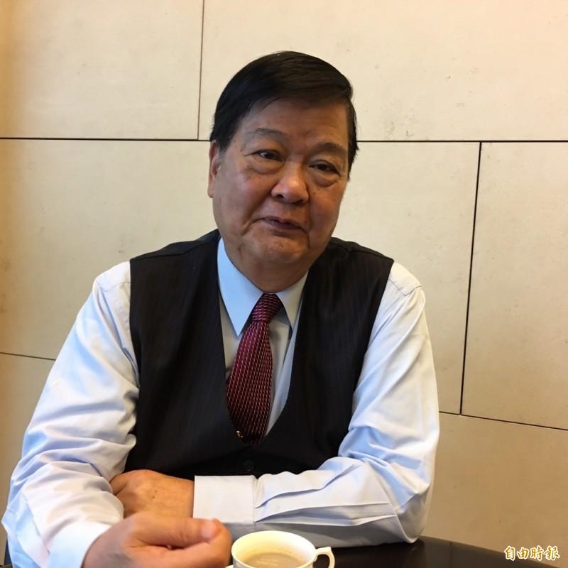 《CEO開講》許德南:中國恐陷金融風暴 金融業應嚴控曝險