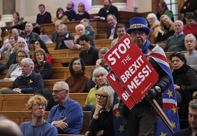 憂英國無協議脫歐  各行各業嚴陣以待