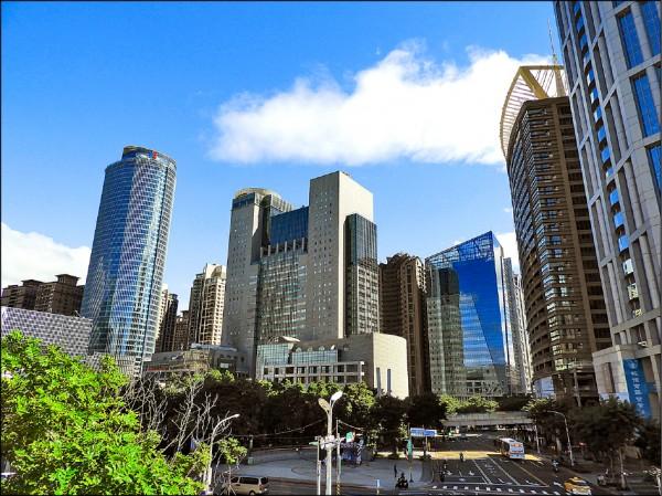 都市地價指數 新北跌0.42%最慘