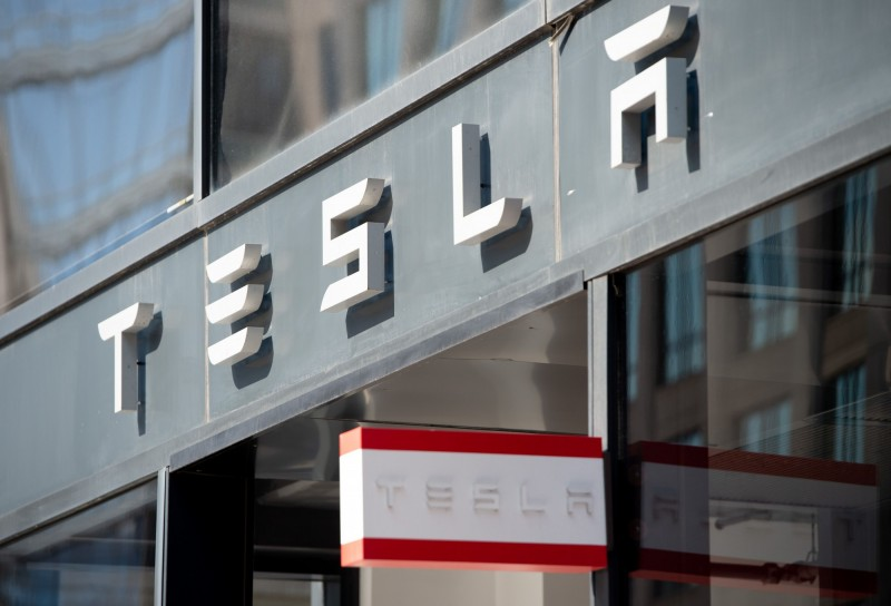 特斯拉給力!美國電動車2018年銷售成長逾8成