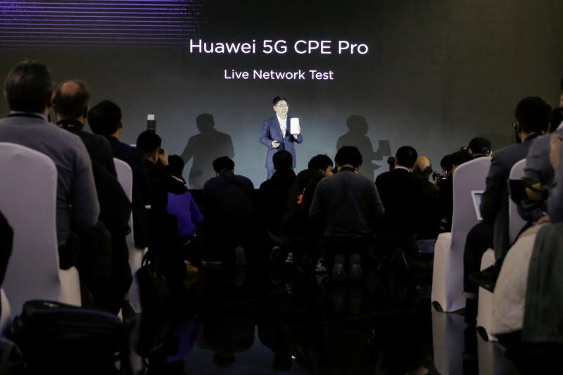 亮底牌?華為今發佈首款5G晶片 稱運算能力提升2.5倍