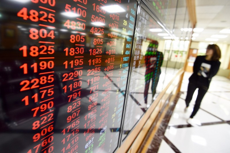 台股本週漲133點 週線連3紅