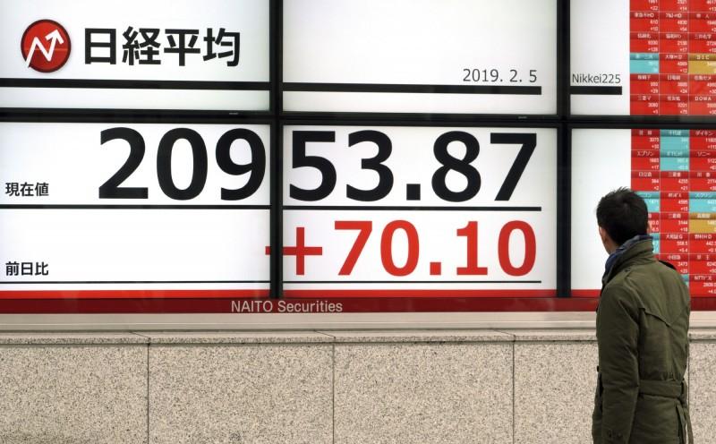 傳貿易戰休戰期前無川習會 亞股下挫 日經新跌逾2百點