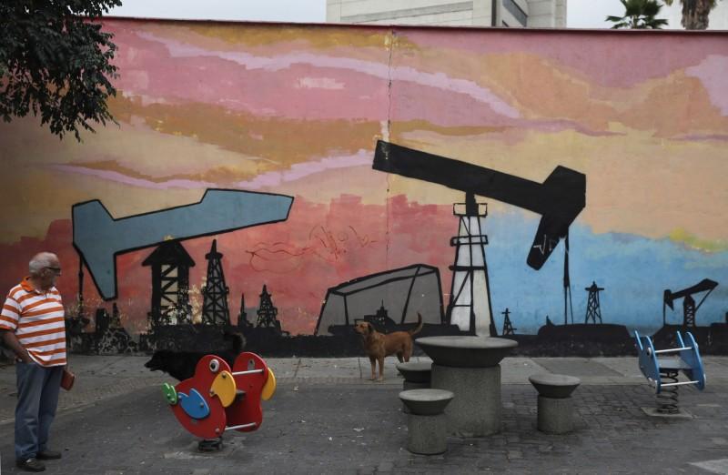 躲制裁 委內瑞拉將石油帳戶轉至俄羅斯