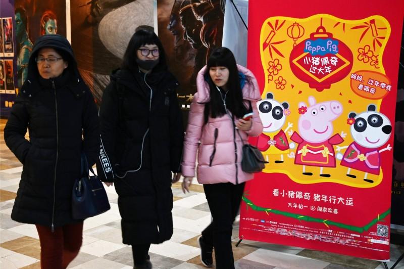 中國盜版猖獗!不到5元看《流浪地球》 估票房損失45億