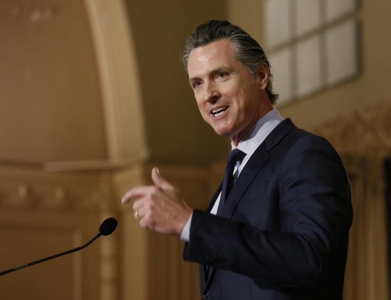 加州高鐵夢碎!新任州長宣佈舊金山至洛杉磯路段不蓋了