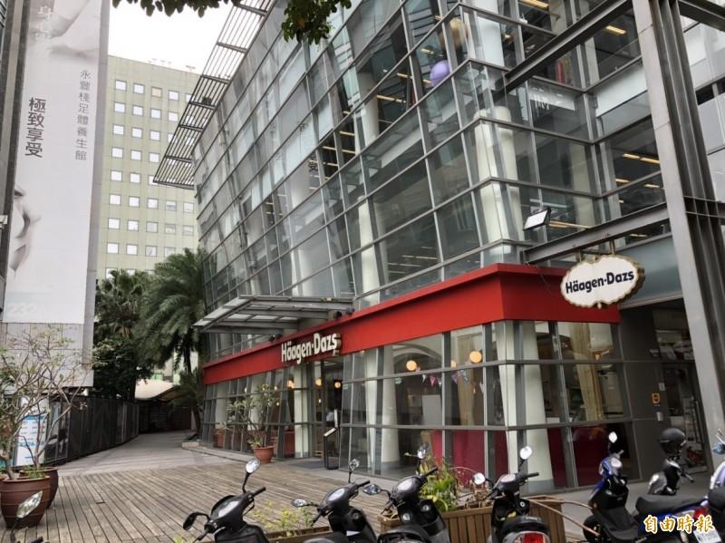 哈根達斯台中旗艦店被建商砸25億買走 全台街邊店明年剩1家