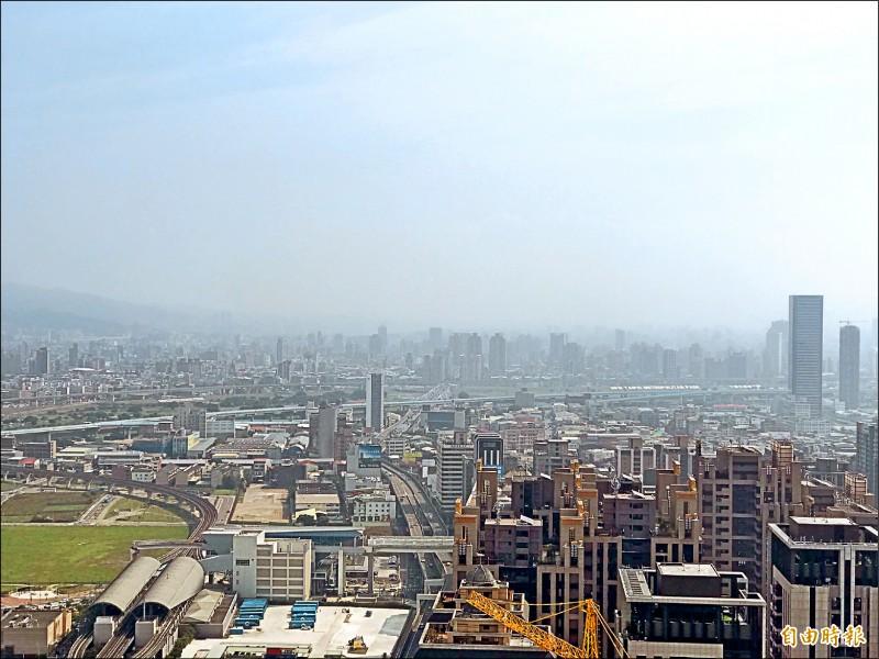 北台新建案銷售率 去年約46%創近5年新高