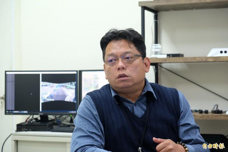 《CEO開講》陳隆泰: ADAS年成長30%,台灣最具發展利基