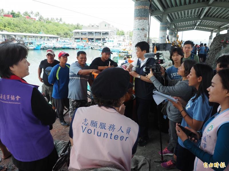 漁會訴求工作彈性 勞動部擬納漁工為責任制
