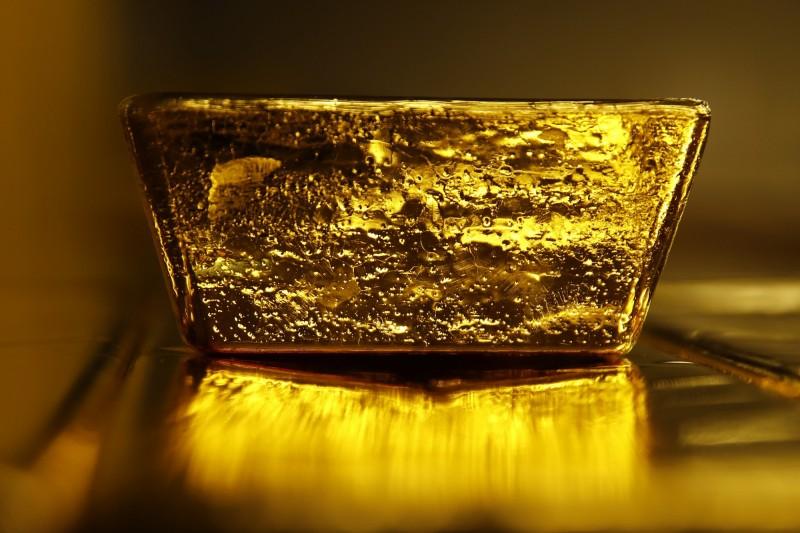 市場樂觀看貿易戰及脫歐議題 黃金跌破1300美元關卡