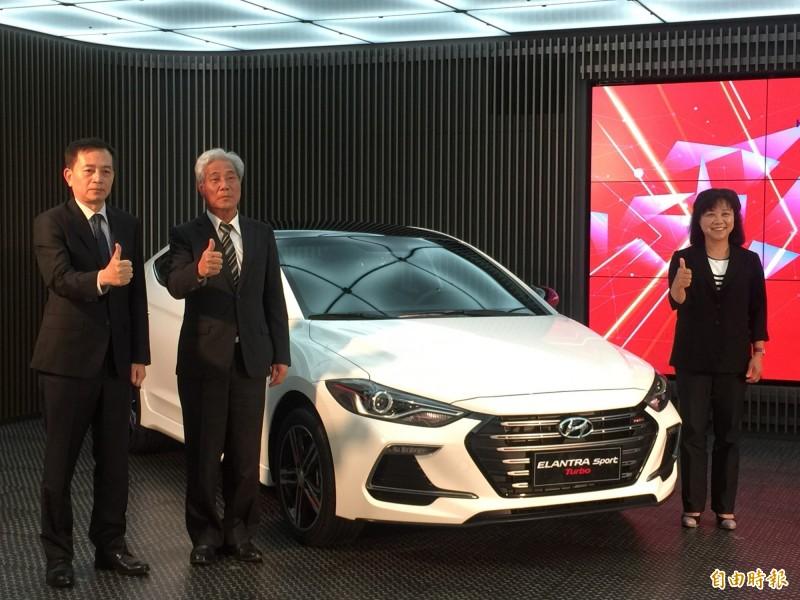 現代10款新車將登台  挑戰國產車第5大