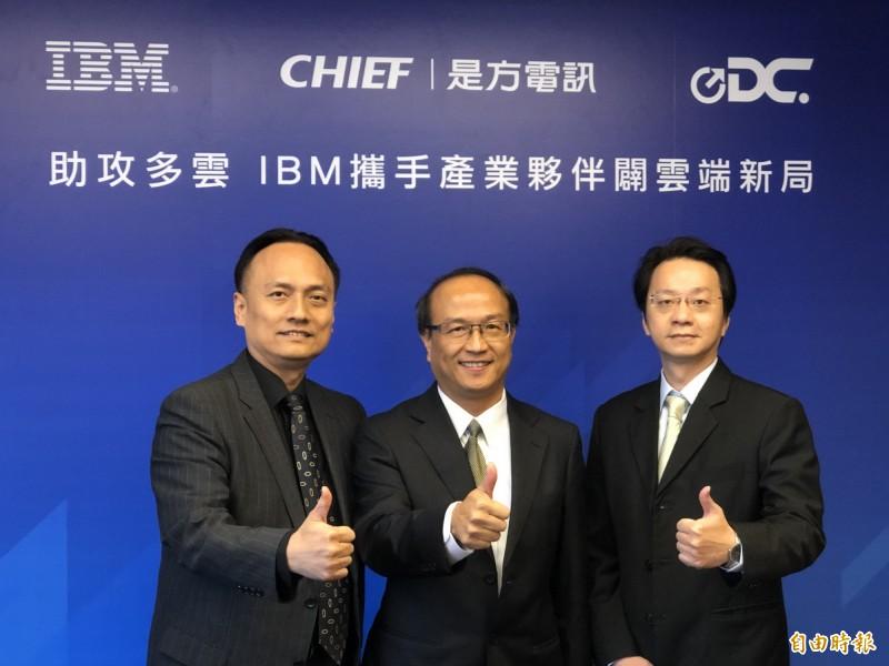 鎖定健康與亞健康族群 是方電訊「華人智慧健康雲」下半年面市