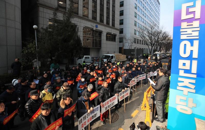 南韓運將罷工抗議奏效! 叫車平台每日只能營運4小時