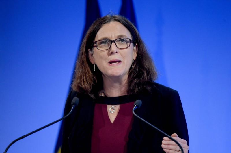 聯手對抗中國? 歐盟:川普先停止對歐盟課稅