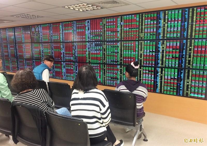 國際股市高檔震盪 台股本週面臨月線保衛戰