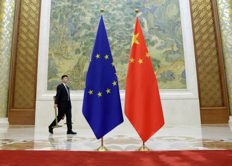 歐盟對中態度大變臉! 欲力抗北京經貿、安全威脅