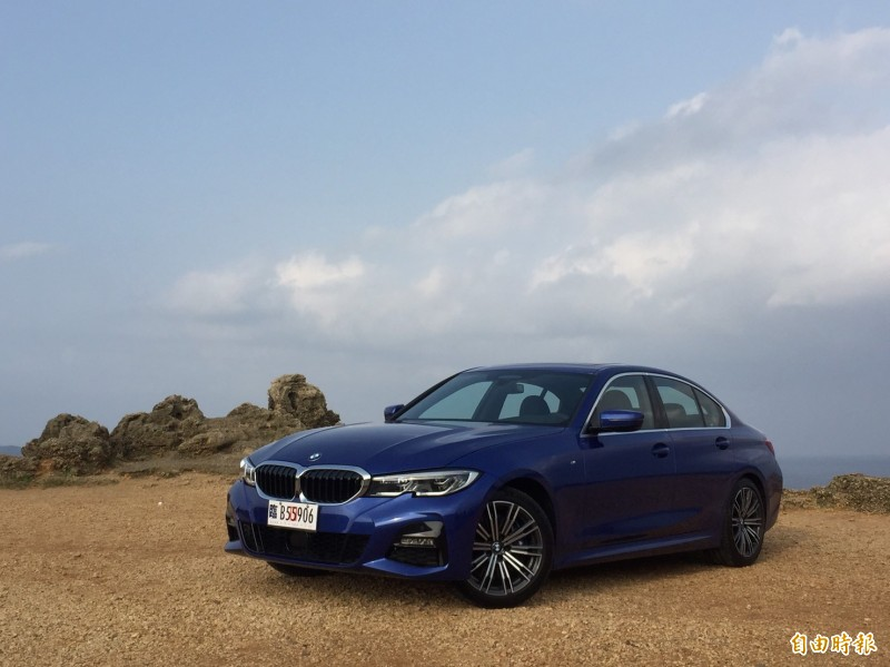 BMW最賣車款  第7代BMW 3運動房車登台