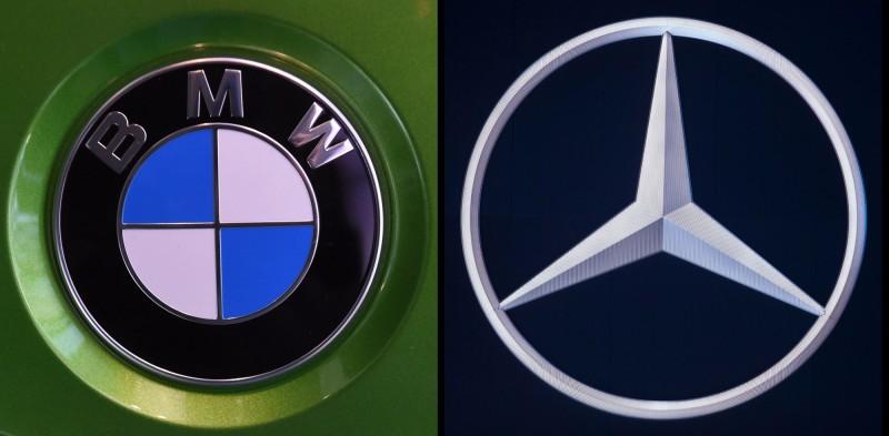 響應官方降稅 賓士、BMW宣佈在中國大降價