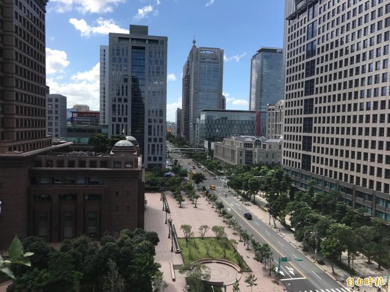 信義計畫區空置率低  國貿大樓率先喊漲租金