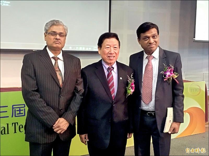 產紡國際研討會 簽下3個MOU